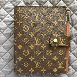 ❤️AUTHENTIC LOUIS VUITTON GM AGENDA